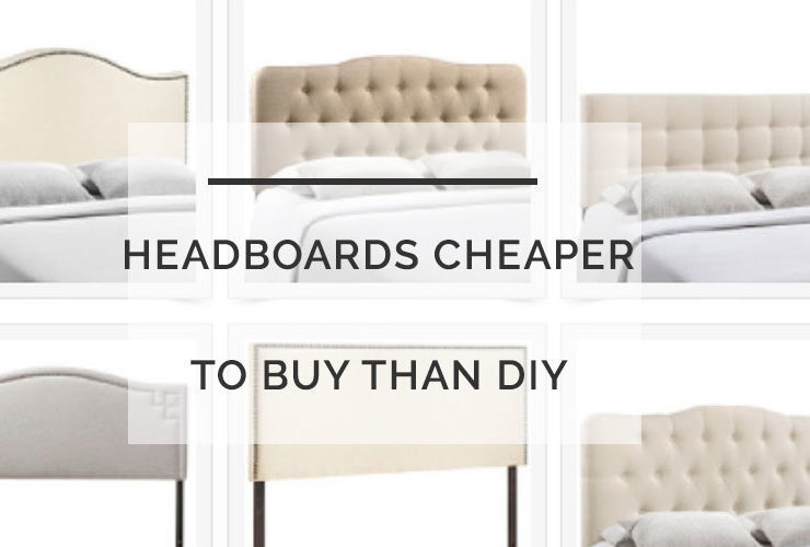 24 Affordable Headboards That Are Cheaper To Buy than DIY