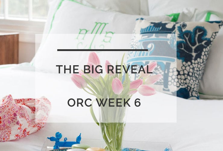 One Room Challenge: Master Bedroom Reveal Week 6