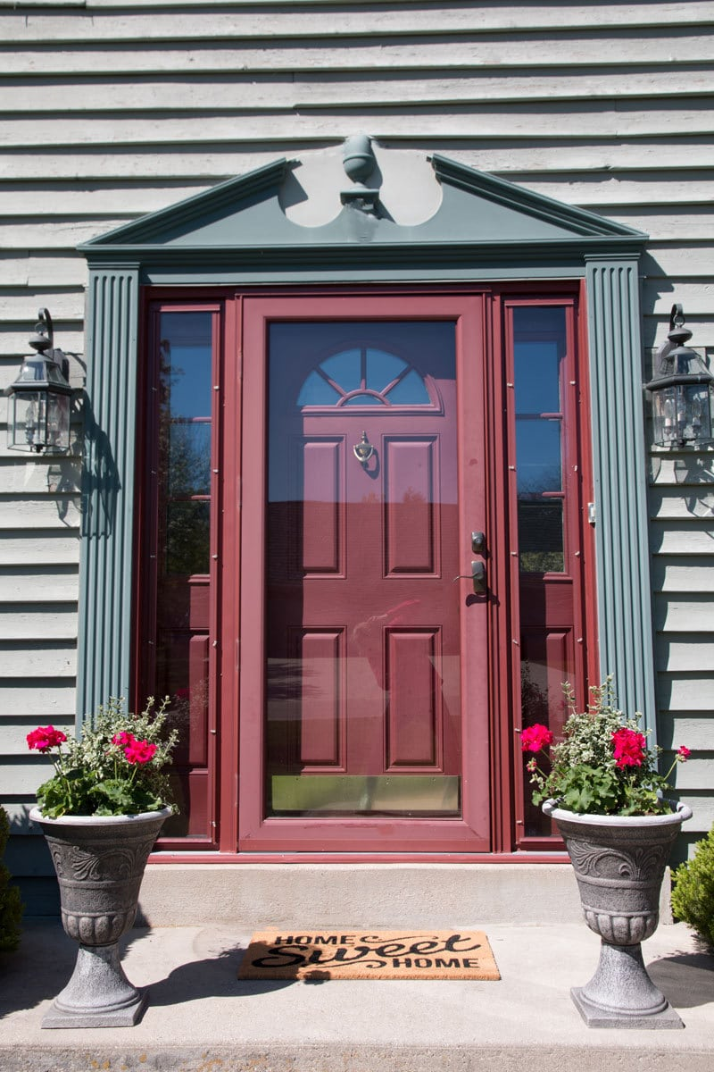 curb appeal ideas   easy 5 minute updates for curb appeal for busy moms