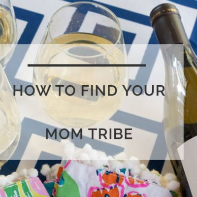 how to find your mom tribe | ALL THINGS BIG AND SMALL