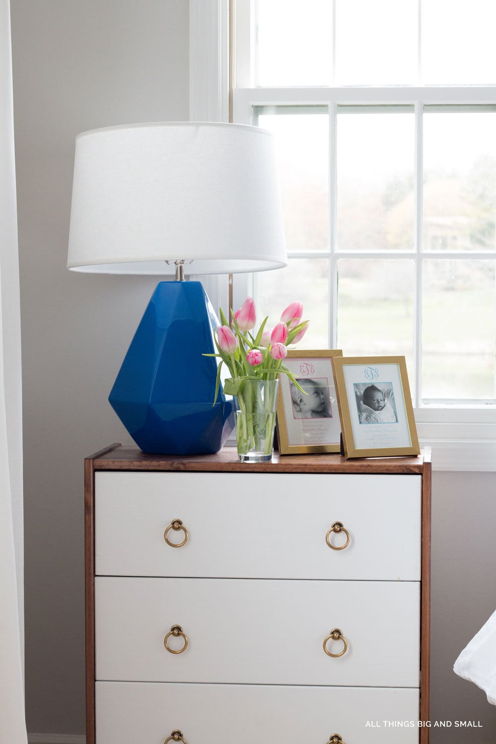 bedside touch lamp hacks that takes 5 minutes! ALL THINGS BIG AND SMALL