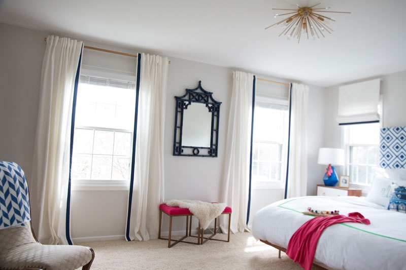 DIY Curtains step-by-step tutorials anyone can make ALL THINGS BIG AND SMALL