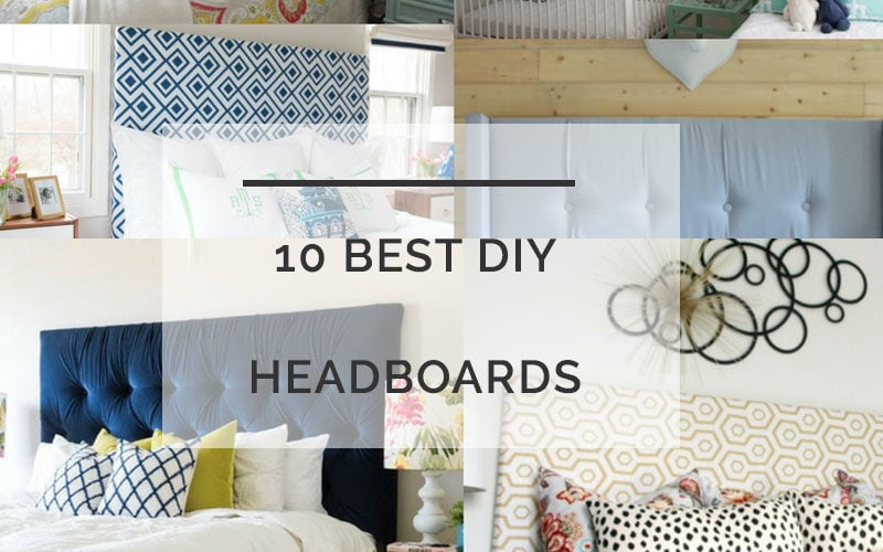 10 best DIY Headboards & DIY Upholstered Headboard: Everything You Need for Every Size Bed