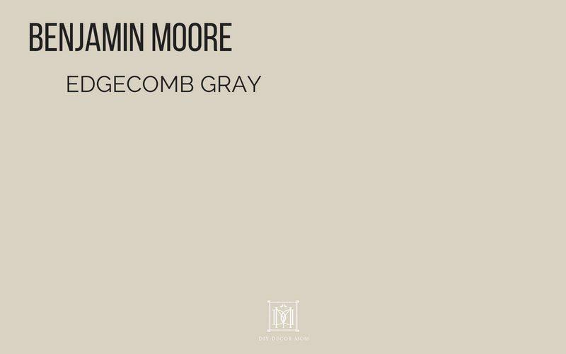 benjamin moore edgecomb gray best gray paint colors