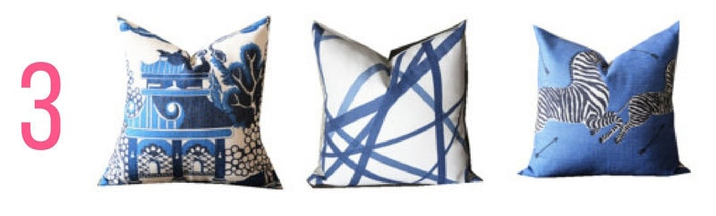 affordable throw pillows under $25 | ALL THINGS BIG AND SMALL