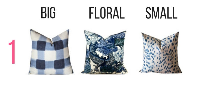 affordable accent pillows | designer throw pillows for less | ALL THINGS BIG AND SMALL