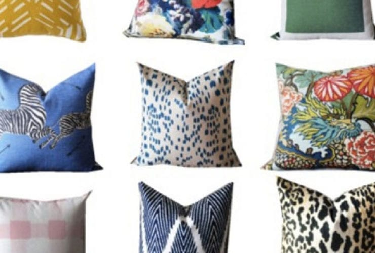 Affordable Throw Pillows: Designer Accent Pillows Under $25