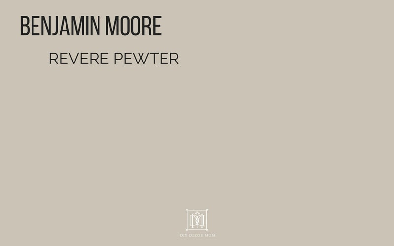 benjamin moore revere pewter best gray paint colors
