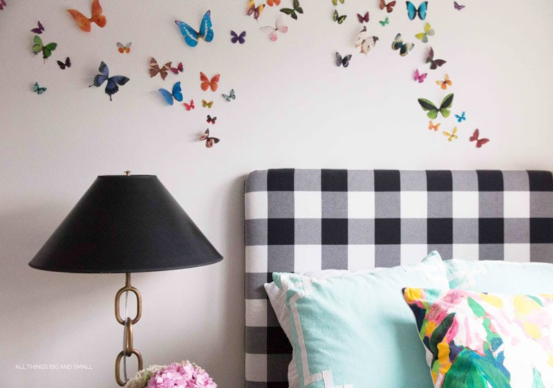 diy fabric headboard