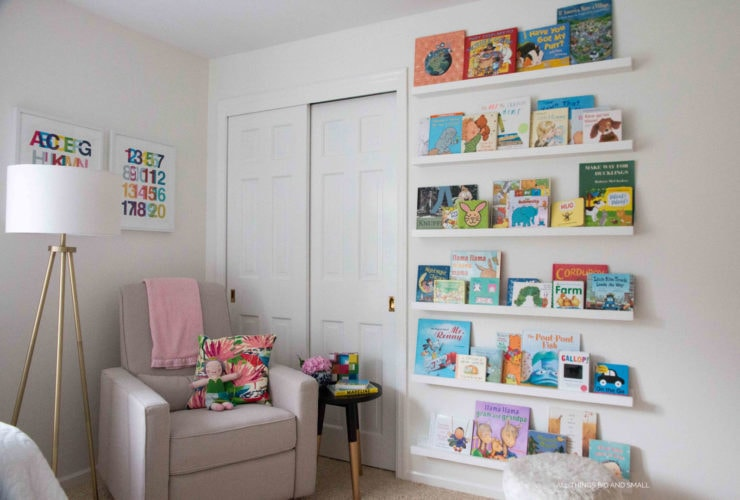 Easy Updates for a Fresh and Functional Nursery and a GIVEAWAY