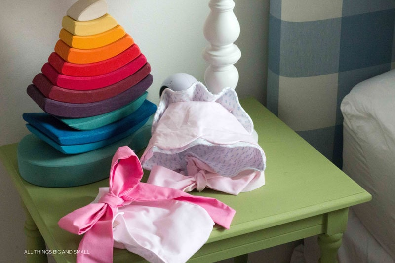 Darling nursery from All Things Big and Small
