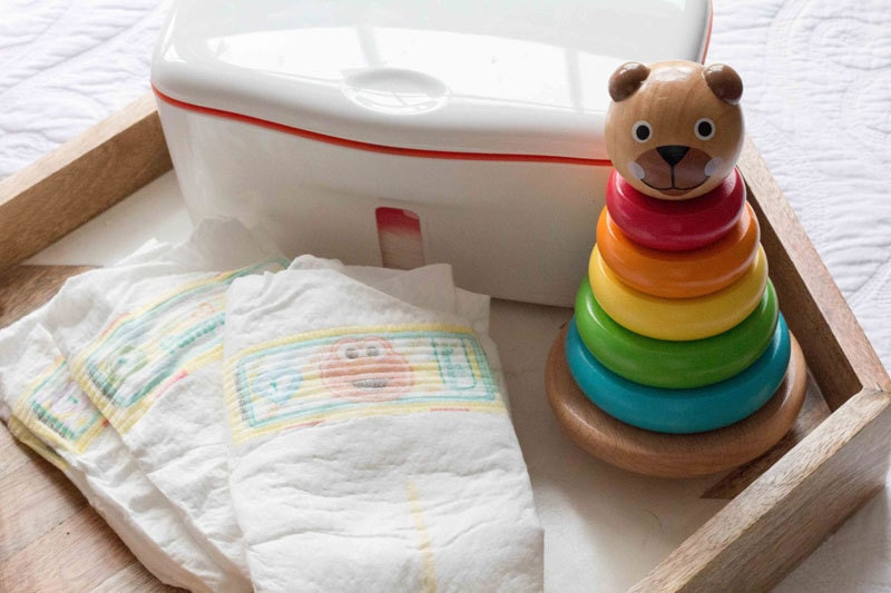 Diapers- Best Baby Gifts for New Parents - All Things Big and Small