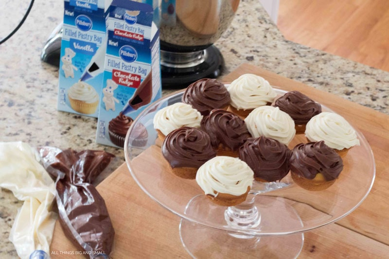 Easy Toddler Friendly Baking and Frosting