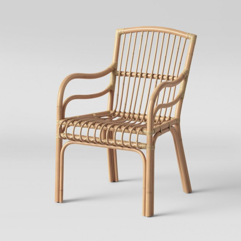 rattan target accent chair from opalhouse