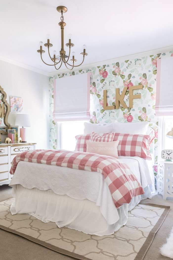 Convey Your Little Girl S Personality Through Her Bedroom: Buffalo Check: The Best DIYs On The Web On The Hottest Trend