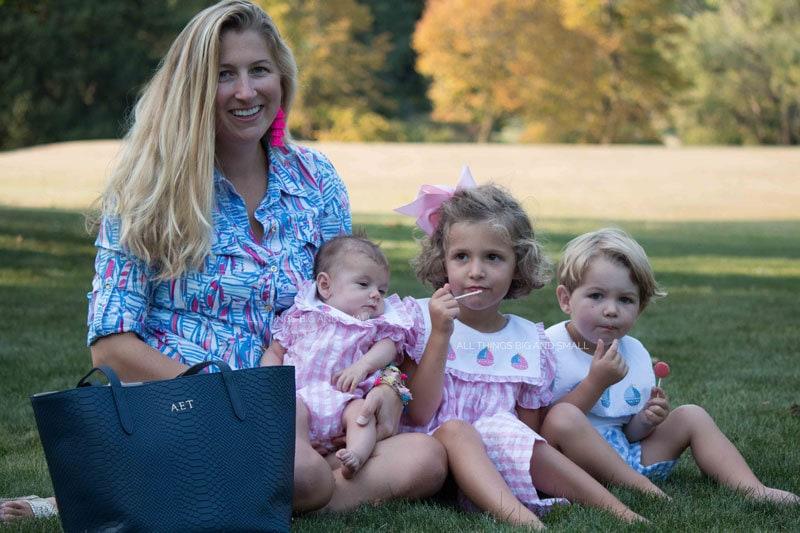 Mom of three shares her diaper bag essentials