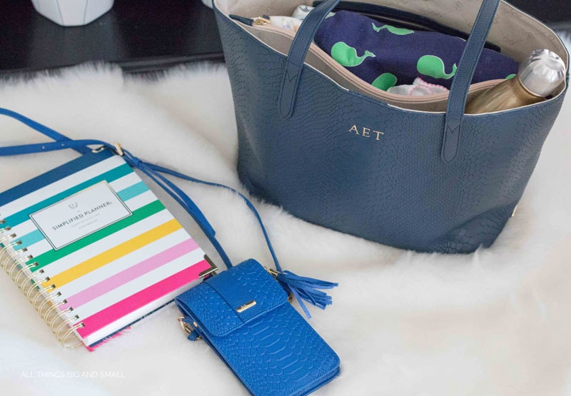 Look what a real mom of three carries in her diaper bag!
