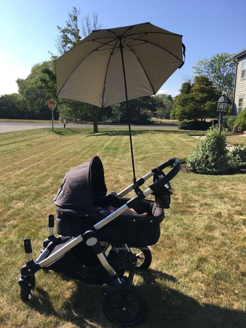mumbrella - stroller umbrella