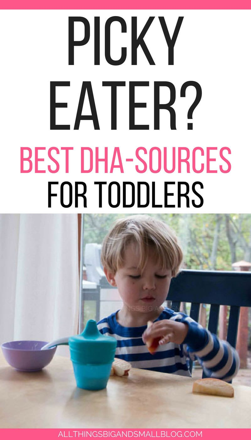 LOVE THIS #momhack! Finally a way to get my picky eater more DHA! #AD @Enfamil