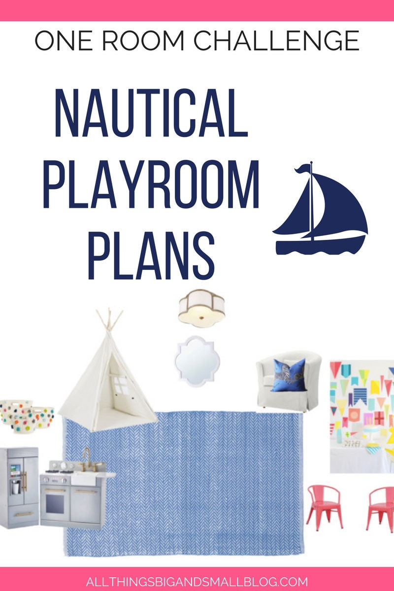Such cute playroom ideas and plans