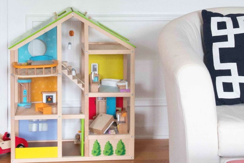17 Best Wooden Dollhouses In Every Price Range and Style
