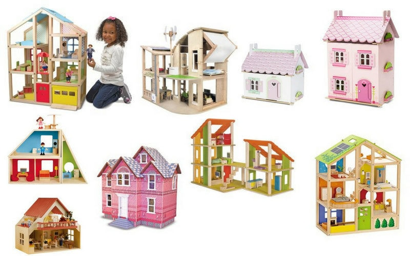 best dollhouses for 4 year old girls