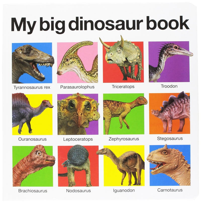 dinosaur toys and dinosaur books for preschoolers and toddlers