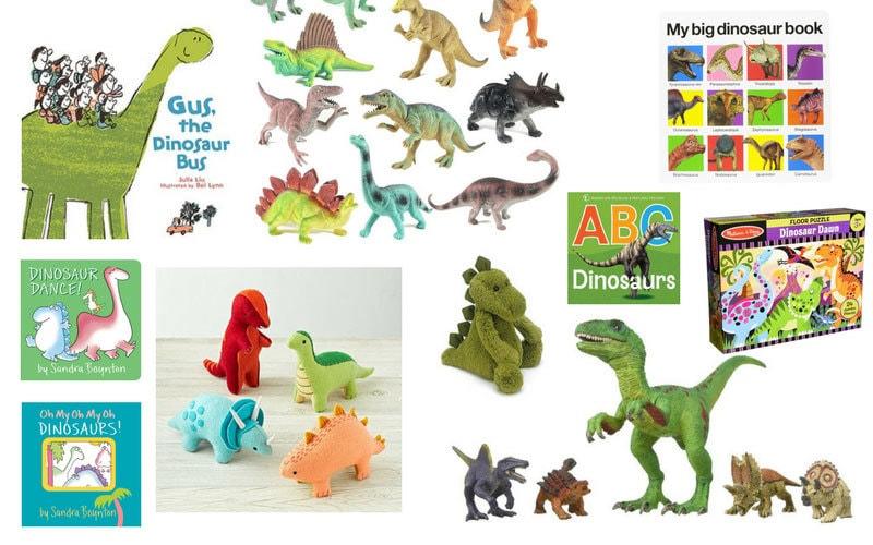best dinosaur toys for three year old boys