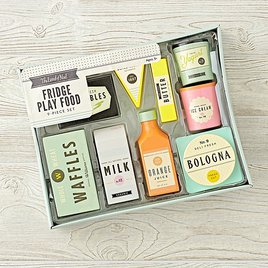 wooden play food pantry essentials - Wooden Play Food by popular style blog DIY Decor Mom