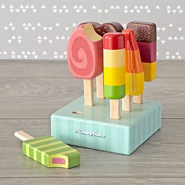 love these wooden play food lollipops - Wooden Play Food by popular style blog DIY Decor Mom