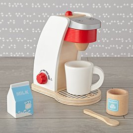 wooden play food keurig for kids play kitchen - Wooden Play Food by popular style blog DIY Decor Mom
