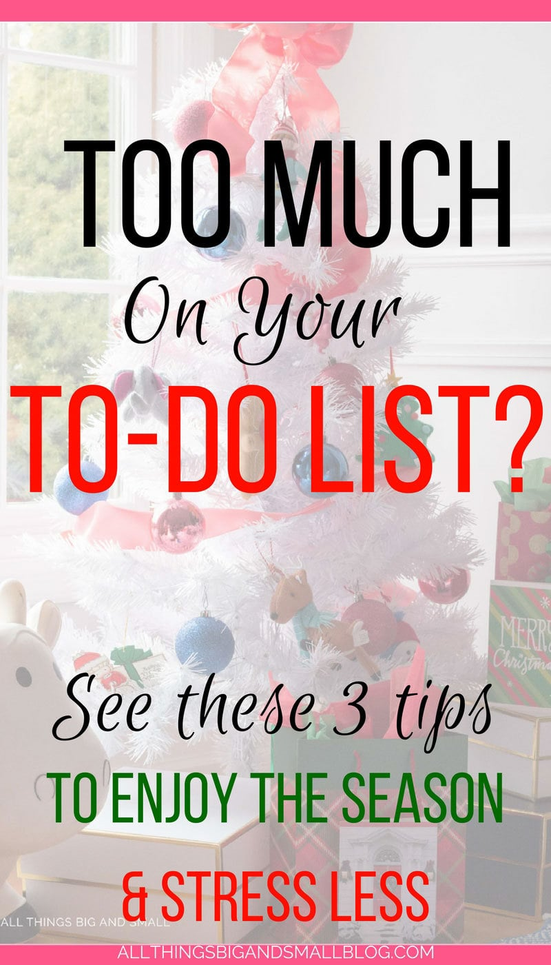Such good ideas to make Xmas easier for busy moms! Love these ideas to stress less and enjoy the season more! Love these tips to make Christmas easier for busy moms and enjoy the season more! #HallmarkAtWalgreens #AD @Walgreens - 3 Tips to a Stress Free Christmas to Have More Fun by popular home decor blogger DIY Decor Mom