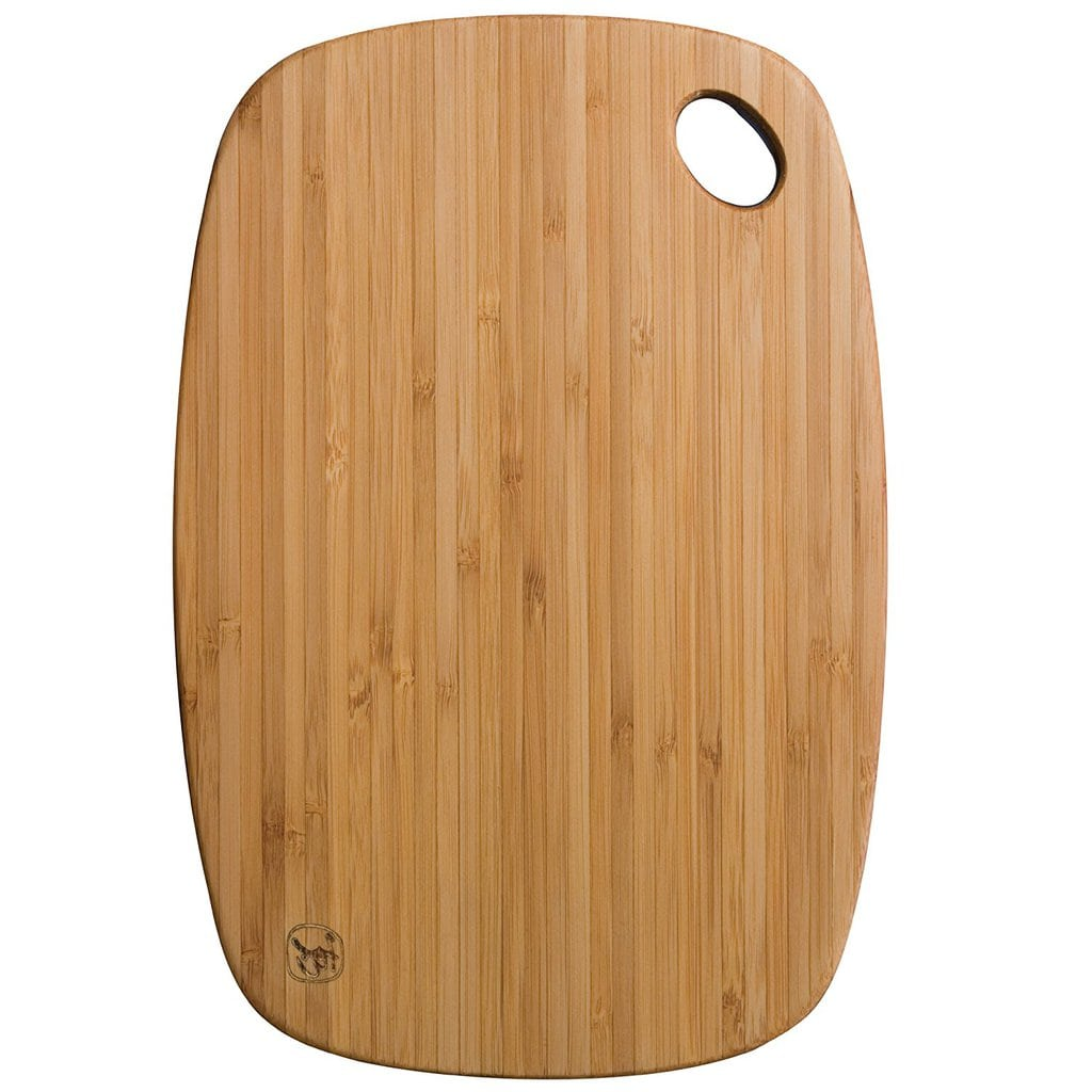 kids bamboo cutting board- favorite kids cooking utensils for toddlers  - Kids Cooking Utensils: The Best Tools for Getting Kids Helping in the Kitchen by popular mom blogger DIY Decor Mom