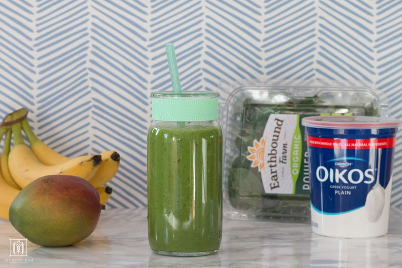 stock up on protein powder and other non-baby household essentials before you have a baby