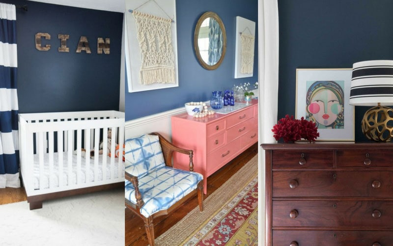 best navy blue paint colors for your home