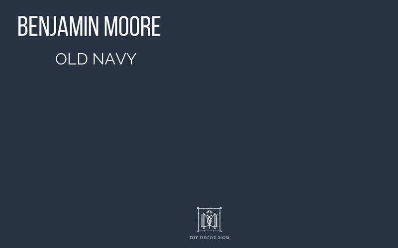 benjamin moore old navy