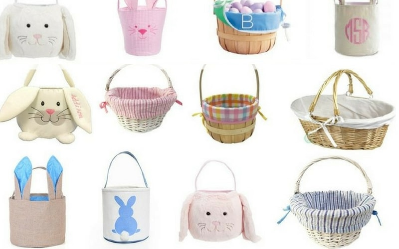 The Best Easter Baskets for Babies and Toddlers at Every Price Point