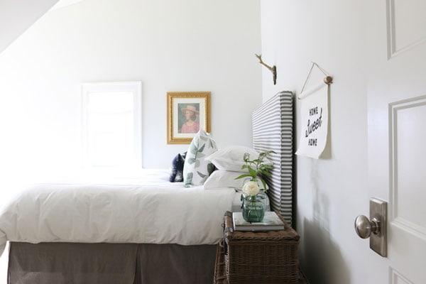 BM 1548 classic gray bedroom - studio mcgee