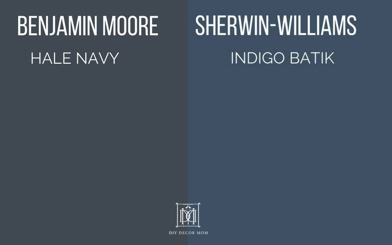 hale navy vs indigo batik