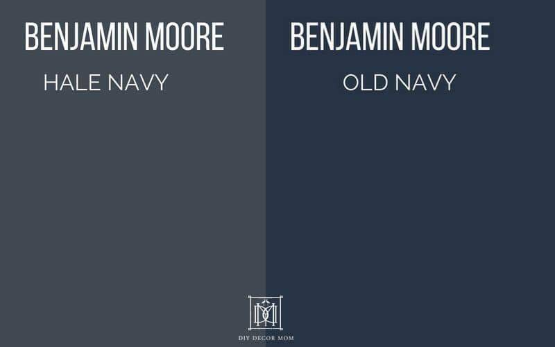 hale navy vs old navy