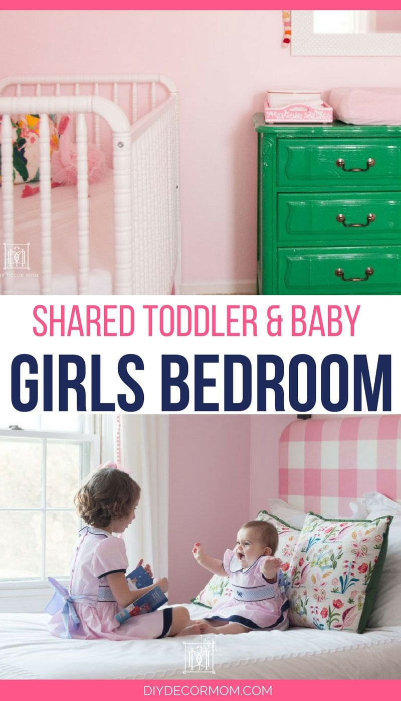 little girls shared room ideas and layout for sisters of different ages