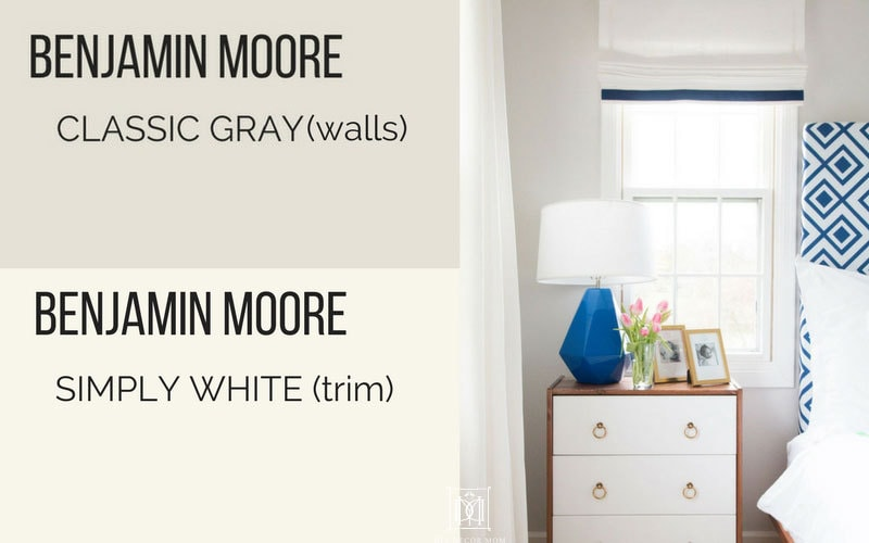 Benjamin Moore Classic Gray: My Go To Gray Paint Color For Any Room