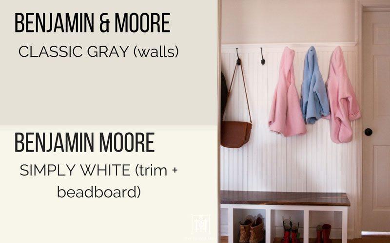 Benjamin moore classic gray how to choose the best Touch of grey benjamin moore