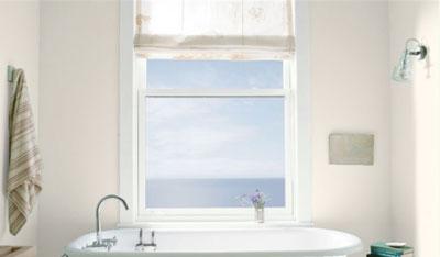 balboa mist bathroom with window