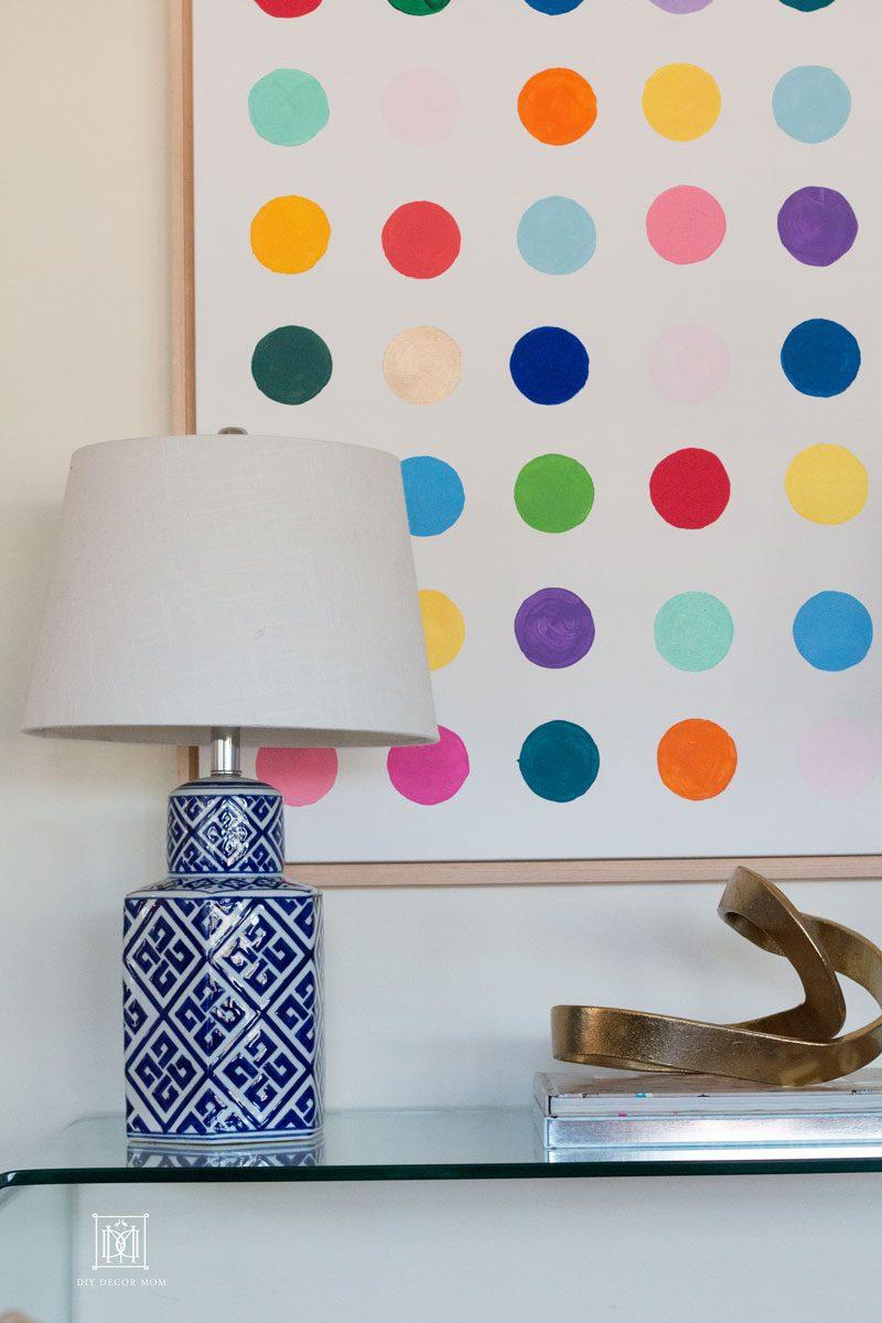 diy wall art easy modern canvas art even beginners can do