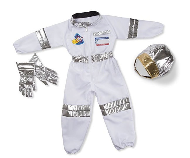 astronaut outfit costume great gift idea best toys for 3 year old boys
