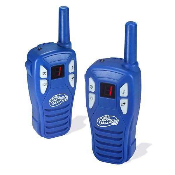 walkie talkies- best toys for 3 yr old boys