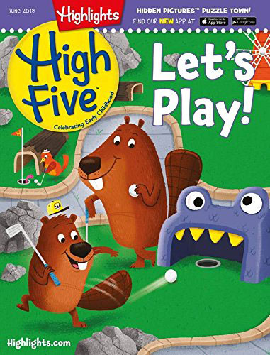highlights and high five magazine best toys for 3 yr old