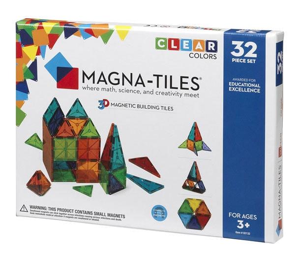 magnatiles building blocks for 3 yr old boys