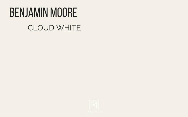 benjamin moore cloud white